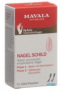 MAVALA Nagel-verstärker 2 Fl 10 ml