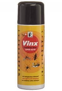 VINX Insecticide Spray Aeros Super Activ 400 ml (Achtung! Versand nur INNERHALB der SCHWEIZ möglich!