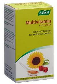 VOGEL Multivitamin Kapseln 120 Stk