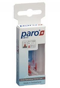 PARO ISOLA F 3/7mm fein rot konisch 5 Stk