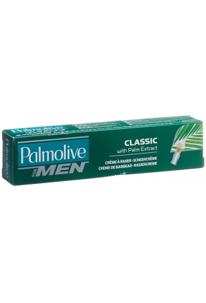 TRIO-Pack PALMOLIVE Men Rasiercreme Classic Tb 100 ml