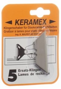KERAMEX Ersatzklingen 5 Stk