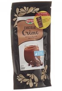 TRIO-Pack MORGA Creme Plv Schokolade Btl 85 g