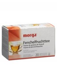 MORGA Fenchelfrucht-Tee Btl 20 Stk