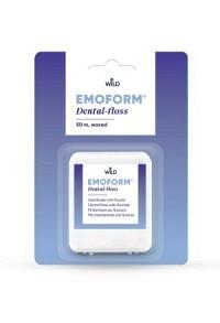 EMOFORM Zahnfaden gewachst 50m