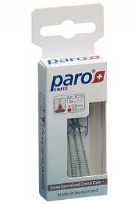PARO ISOLA LONG 5mm fein grün zyl 10 Stk