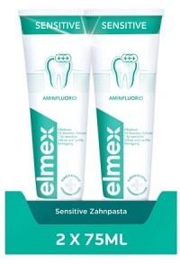 ELMEX SENSITIVE Zahnpasta Duo 2 x 75 ml