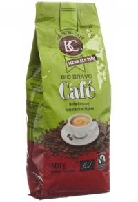 BC CAFE BIO BRAVO Kaffeebohnen ganz 500 g
