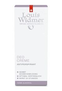 WIDMER Deo Creme Parf 40 ml