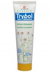 TRYBOL Kräuter Zahnpasta classic Tb 100 ml
