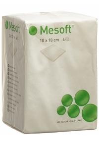 DUO-Pack MESOFT NW Kompressen 10x10cm unst 100 Stk