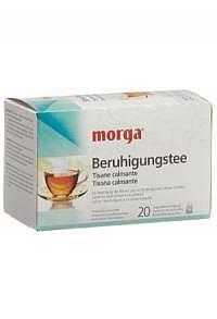 MORGA Beruhigungstee 20 Btl 1.3 g