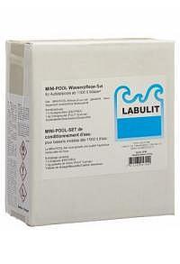 LABULIT Mini Pool Pflegeset m Pulit G/Erotrex 2 kg