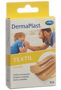 DERMAPLAST TEXTIL Family Strips ass 32 Stk