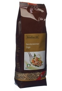 BIOFARM Gerste Knospe Btl 500 g