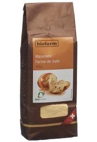 BIOFARM Maismehl Knospe Btl 500 g