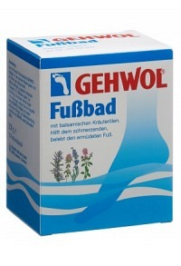 GEHWOL Fussbad 10 x 20 g