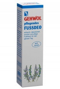 GEHWOL Pflegendes Fussdeo 150 ml