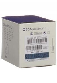 BD MICROLANCE 3 Inj Kanüle 0.60x25mm blau 100 Stk