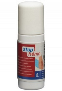STOP HEMO Puder 8 g