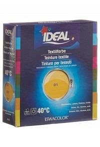 IDEAL MAXI Baumwolle Color No01 gelb