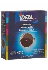 IDEAL MAXI Baumwolle Color No10 schokolade