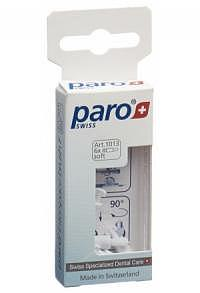 PARO Interspace Bürste F soft weiss refill 6 Stk