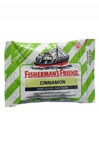 FISHERMAN'S FRIEND Cinnamon ohne Zucker Btl 25 g