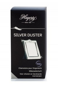 HAGERTY Silver Duster Silbertuch 55x35cm