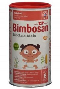 BIMBOSAN Bio Reisschleim Plv Ds 400 g