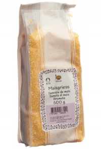 HOLLE Maisgriess Bramata Knospe 500 g
