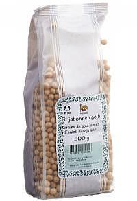 HOLLE Sojabohnen gelb Knospe 500 g
