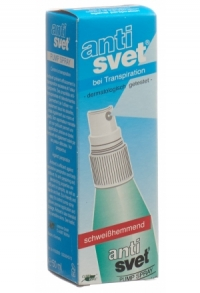 TOKALON ANTISVET Deodorant Vapo 50 ml
