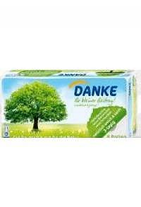 DANKE Toilettenpapier recycl 3lag 150 Blatt 8 Stk