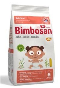 BIMBOSAN Bio Reisschleim Plv refill Btl 400 g