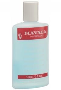 MAVALA Nagellackentferner blau Plastik 100 ml