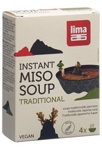 LIMA Miso Suppe Instant 4 x 10 g