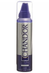 CHANDOR COLOUR Styling Mousse Silber 150 ml