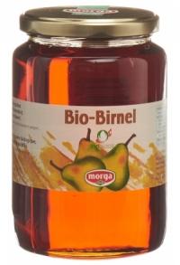 MORGA Birnel Birnensaftkonzentrat Bio Glas 1 kg