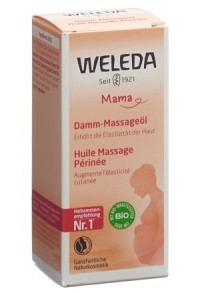 WELEDA Damm Massageöl Fl 50 ml