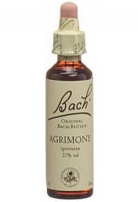 BACH-BLÜTEN Original Agrimony No01 20 ml