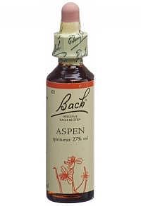 BACH-BLÜTEN Original Aspen No02 20 ml