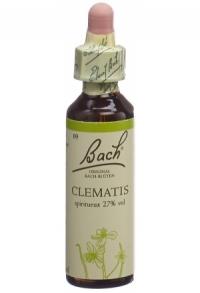 BACH-BLÜTEN Original Clematis No09 20 ml