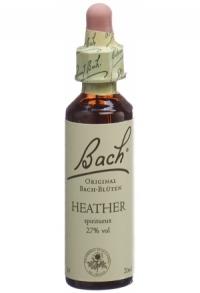 BACH-BLÜTEN Original Heather No14 20 ml