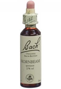 BACH-BLÜTEN Original Hornbeam No17 20 ml