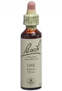 BACH-BLÜTEN Original Oak No22 20 ml