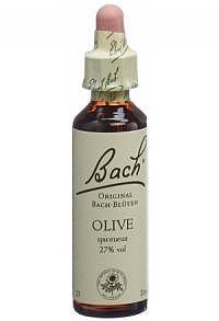 BACH-BLÜTEN Original Olive No23 20 ml
