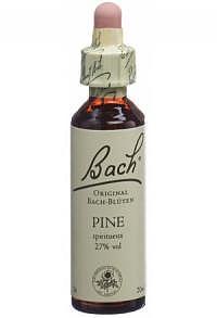 BACH-BLÜTEN Original Pine No24 20 ml
