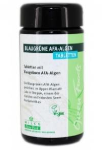AFA Blaugrüne Algen Tabl 400 mg Glas 150 Stk