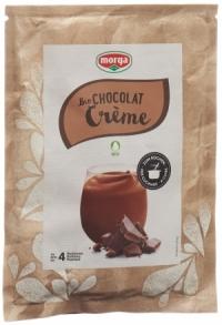 MORGA BIO Creme Plv Chocolat Btl 90 g